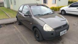 Ford ka - ano 2001 - 2001