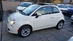 Fiat 500 Cult 2017 c/6.946km - 2017