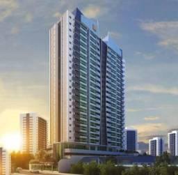 Apartamento na Batista Campos, 2 quartos, Edifício Torre Lumiar com 78m²