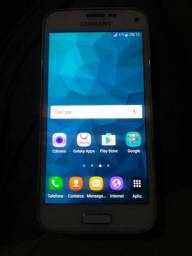 Vendo celular Samsung Galaxy s5 mini aprova de água funcionando tudo ok