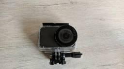 Câmera Mijia 4K Com Caixa Estanque e MicroSD 64GB