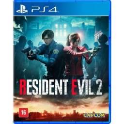 Residente Evil 2 ps4 remeke