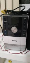 Aparelho de som stereo micro system