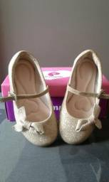 Sapato infantil Pampili