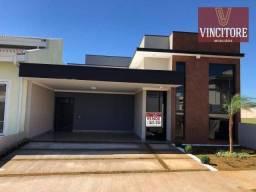 Casa com 3 dormitórios à venda, 155 m² por R$ 660.000 - Condomínio Jardim de Mônaco - Hort