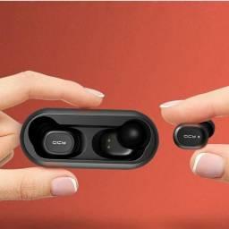 Fone De Ouvido Bluetooth 5.1 Tws Wireless Qcy T1c Qs1 Pro