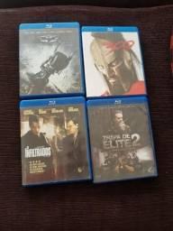 Blu ray 4 discos