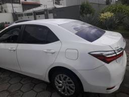 Corolla GLI Flex e GNV - 2018