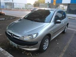 Peugeot 206 1.4 gasolina - 2005/2006 - 2005