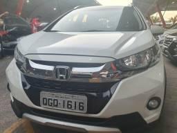 Honda wrv 2018 com 18 km rodado aceito troca ou - 2018