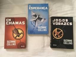 Box Jogos Vorazes, a trilogia.