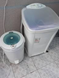 Tanquinho e centrifuga