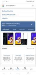 Asus ZenFone 5ze + Fone Sem Fio ACEITO OFERTAS!!!