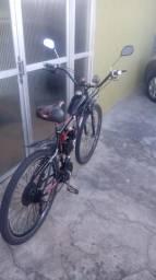 Bicicleta Motorizada 80cc Impecável