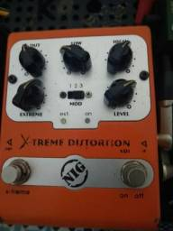 Pedal xtreme distortion