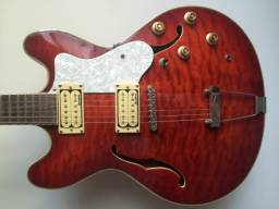 Guitarra Strinberg Semi-Acústica Sh 95 BRB.
