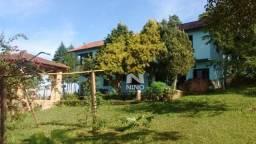 Sítio com 4 dormitórios à venda, 58000 m² por r$ 650.000,00 - cadiz - gravataí/rs