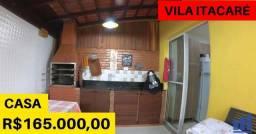 JG. Linda casa de 2 quartos no Vila Itacaré: perto da praia, com lazer, montado e