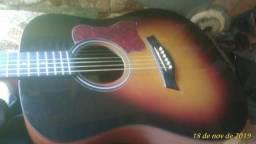 Raridade, violão Taylor 210e