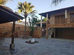 Casa sobrado com piscina e area de lazer