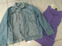 Jaqueta + vestido