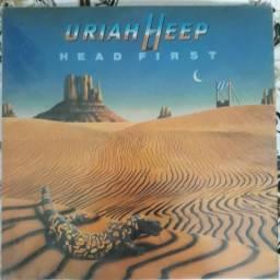 4 LPs Uriah Heep