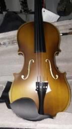 Violino 3/4 e 4/4 abaixo do preço