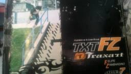 Patins street txt FZ tam: 37/38 Acompanha 2 pares extras de rodas