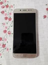 Smartphone Sansung Galaxy J7 Pro Dourado 64 GB, 3 RAM