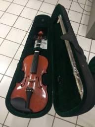 Violino 4/4 Tradicional