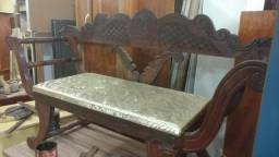 Cadeira modelo antigo