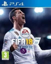 Fifa 18 ps4 (aceito propostas por outros jogos)