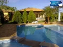 Casa em condomínio para venda em lagoa santa, condomínio quintas da lagoa, 5 dormitórios,