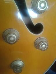 Guitarra Semi acústica Tagima Jazz 1750(Passo cartão de crédito até 10 vs)