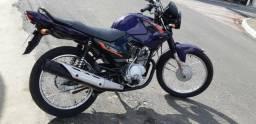 Yamaha Ybr 125cc K Roxa - 2011