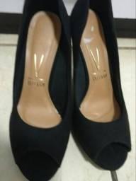 Sapato anabela Vizzano