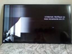 "Tv samsung lcd 4k smart 48"""