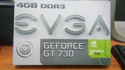 Placa de Video GT 730 4 gb