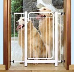 Portão para cachorro ( novo)
