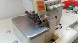Maquina de costura - Overloque 5 fios marca Siruba . 757K