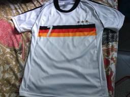 Vendo camisa da seleção da Alemanha