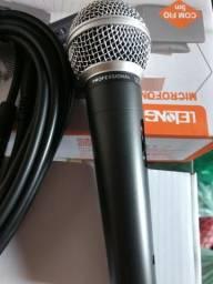 Microfone Profissional para igrejas, bandas, carro de som etc
