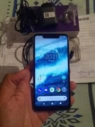 Motorola One 64gb zero 2 mes de uso todos acessórios sou de IPATINGA
