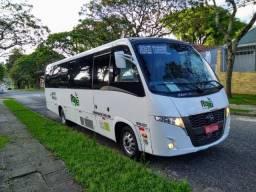 Micro Ônibus Volare W9 Limousine Fly 2013 - 2013
