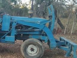 Lâmina trator Ford madal