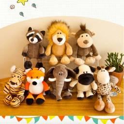 Animais da selva diversos - unidade