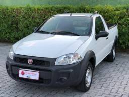 Fiat strada 2020 1.4 mpi working cs 8v flex 2p manual