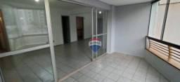 Apartamento com 4 dormitórios para alugar, 147 m² por R$ 2.400,00/mês - Sul - Águas Claras