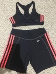 Conjunto Fitness Adidas