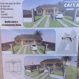 Casa 2 dormitórios para Venda em Cidreira, Centro, 2 dormitórios, 1 suíte, 2 banheiros